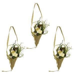Daisies Floral Arrangement (Set of 3)