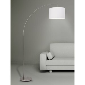 Annie 180cm Arched Floor Lamp