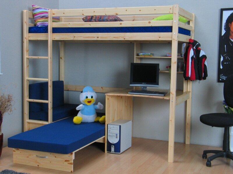 Etagenbett Mit Couch : Jugendzimmer mit couch frisch etagenbett sofa futon