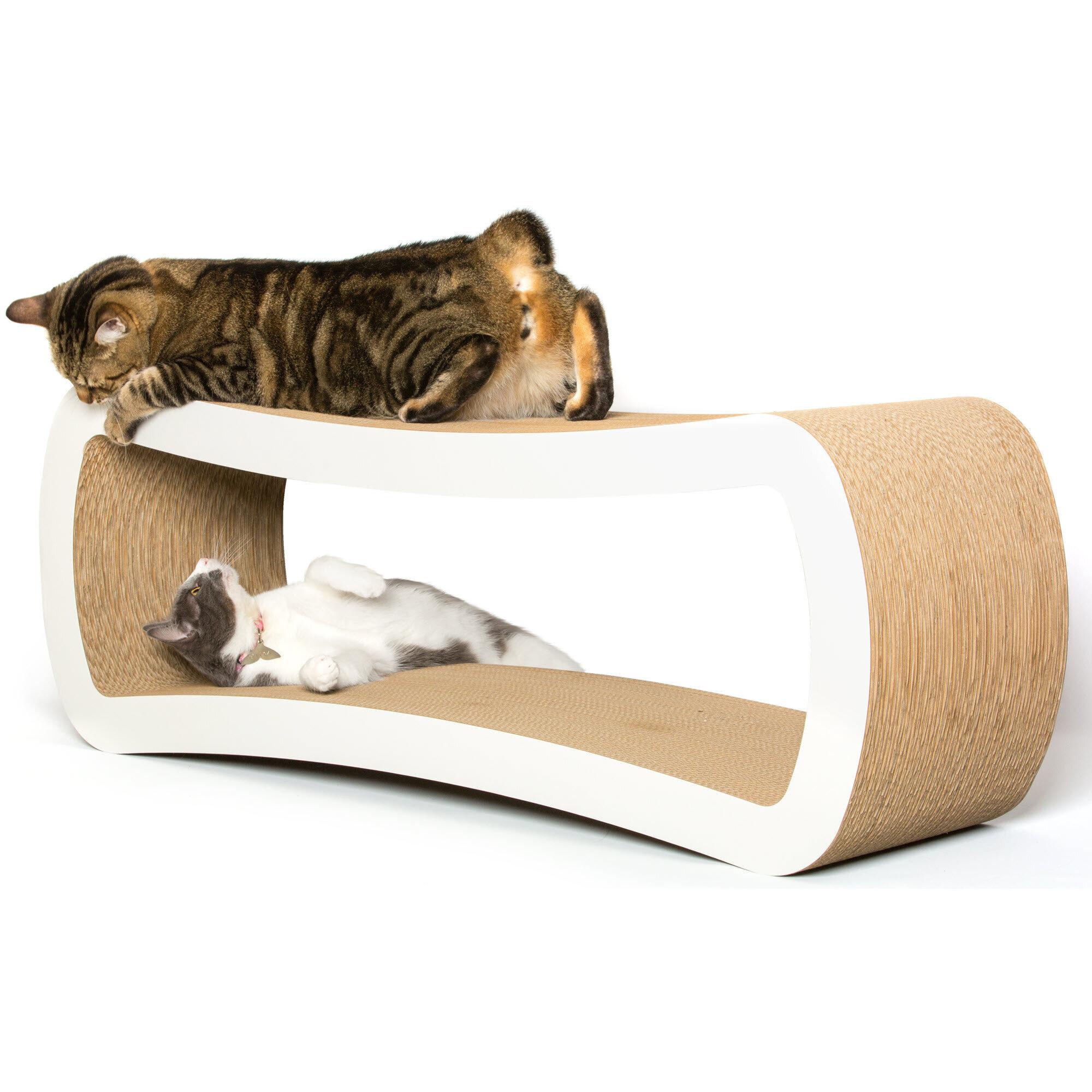 Darrell Jumbo Cat Scratcher Lounge & Bed