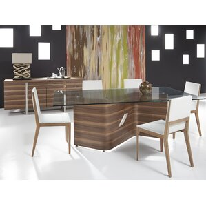 Dakota Dining Table by Bellini Modern Living