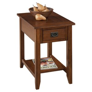 Perfect Hadley End Table With Storage