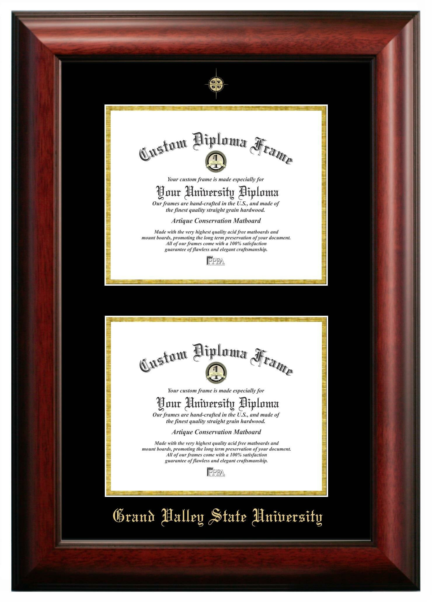 Darby Home Co Hickenbottom Double Degree Picture Frame & Reviews ...