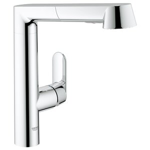 Grohe K7 Hot & Cold Water Dispenser with Swivel Spout