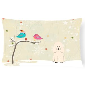 Christmas Square Indoor/Outdoor Lumbar Pillow