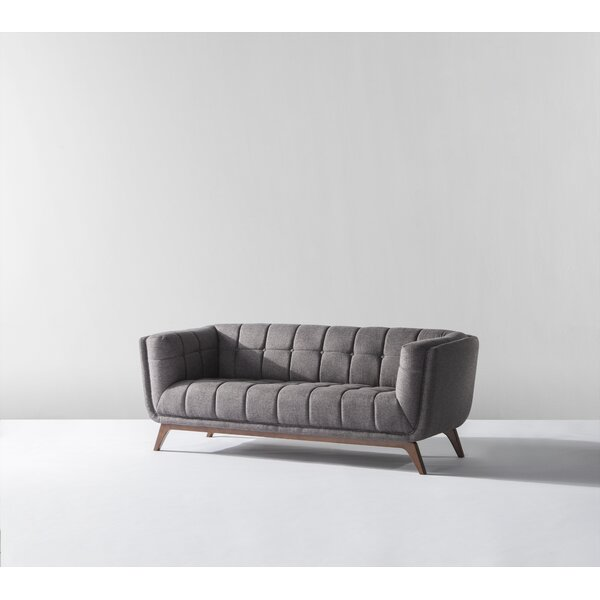 Modern Contemporary Meridian Chesterfield Sofa Allmodern