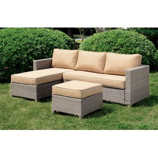 Chelsey Deep Seating Sofa With Cushions