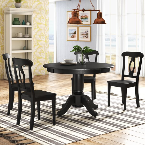Swell Gaskell 5 Piece Dining Set Download Free Architecture Designs Madebymaigaardcom