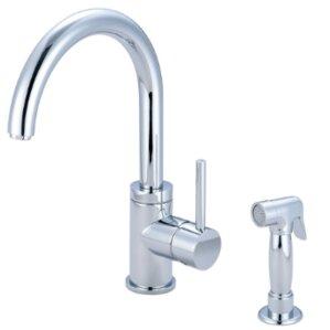 Pioneer Motegi Single Handle Kitchen Faucet
