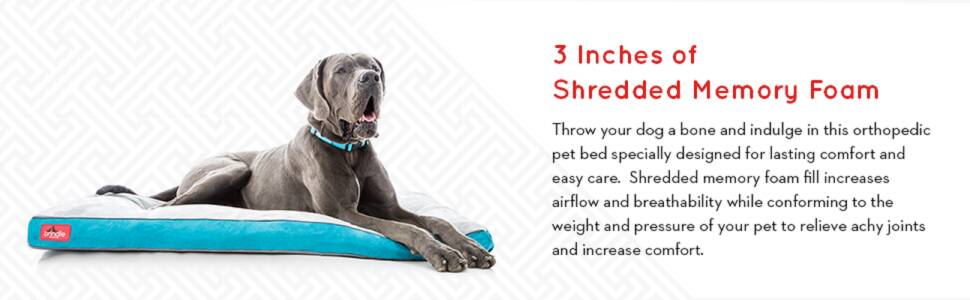 Shredded Pet Bed
