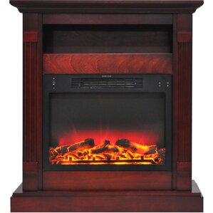 andillac electric fireplace