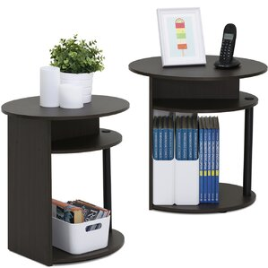 Willcox 2 Piece End Table Set ..