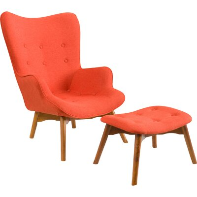 Orange Accent Chairs You Ll Love In 2019 Wayfair