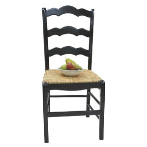 Vienna Ladder Back Solid Wood Dining Chair by Ca..