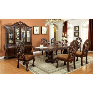 Dolores Formal Dining Arm Chair Set Of 2