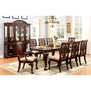 Coleman 9 Piece Dining Set by Astoria Grand