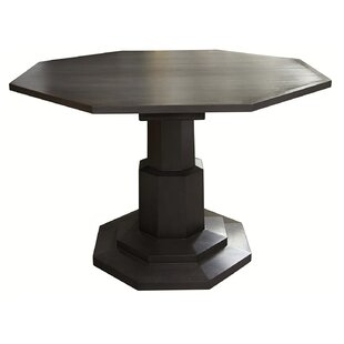 Octagon Solid Wood Dining Table