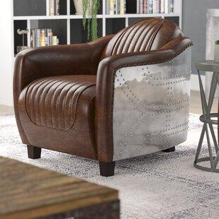 Leather Chairs You\'ll Love | Wayfair