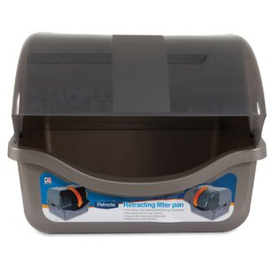 PETMATE RETRACTING LITTER PAN by Petmate