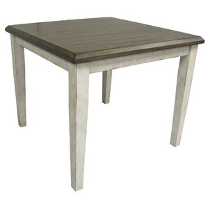 Orleans Square Tapered Leg Dining Table