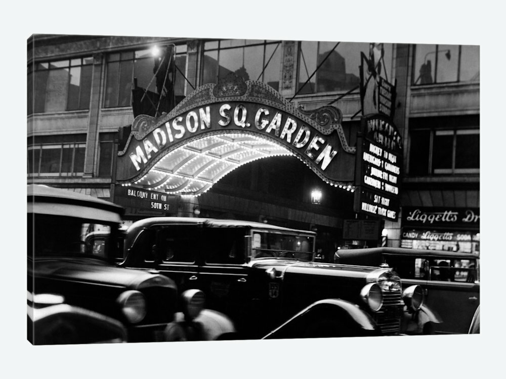 East Urban Home 1920s 1930s Cars Taxis Madison Square