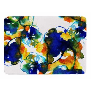 Floral by Sonal Nathwani Bath Mat