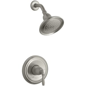 devonshire rite temp shower faucet trim with lever handle valve not included - Shower Faucets