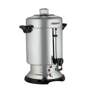 60 Cup Commercial Coffee Urn in Stainless Steel