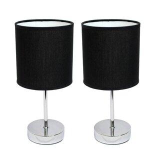 Black Rod Iron Table Lamps Wayfair