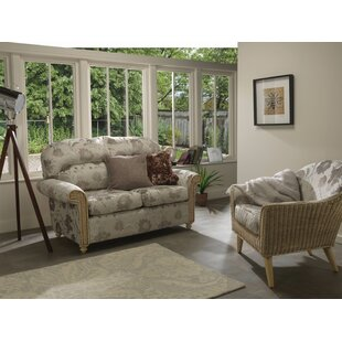 Bordeaux 2 Seater Sofa and Chair Set by August Grove