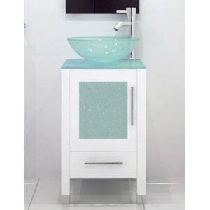 Candlewood 18″ Single Bathroom Vanity Set