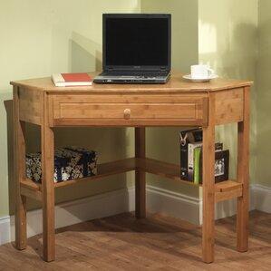 stunning natural brown wooden diy corner desk. harley corner desk stunning natural brown wooden diy