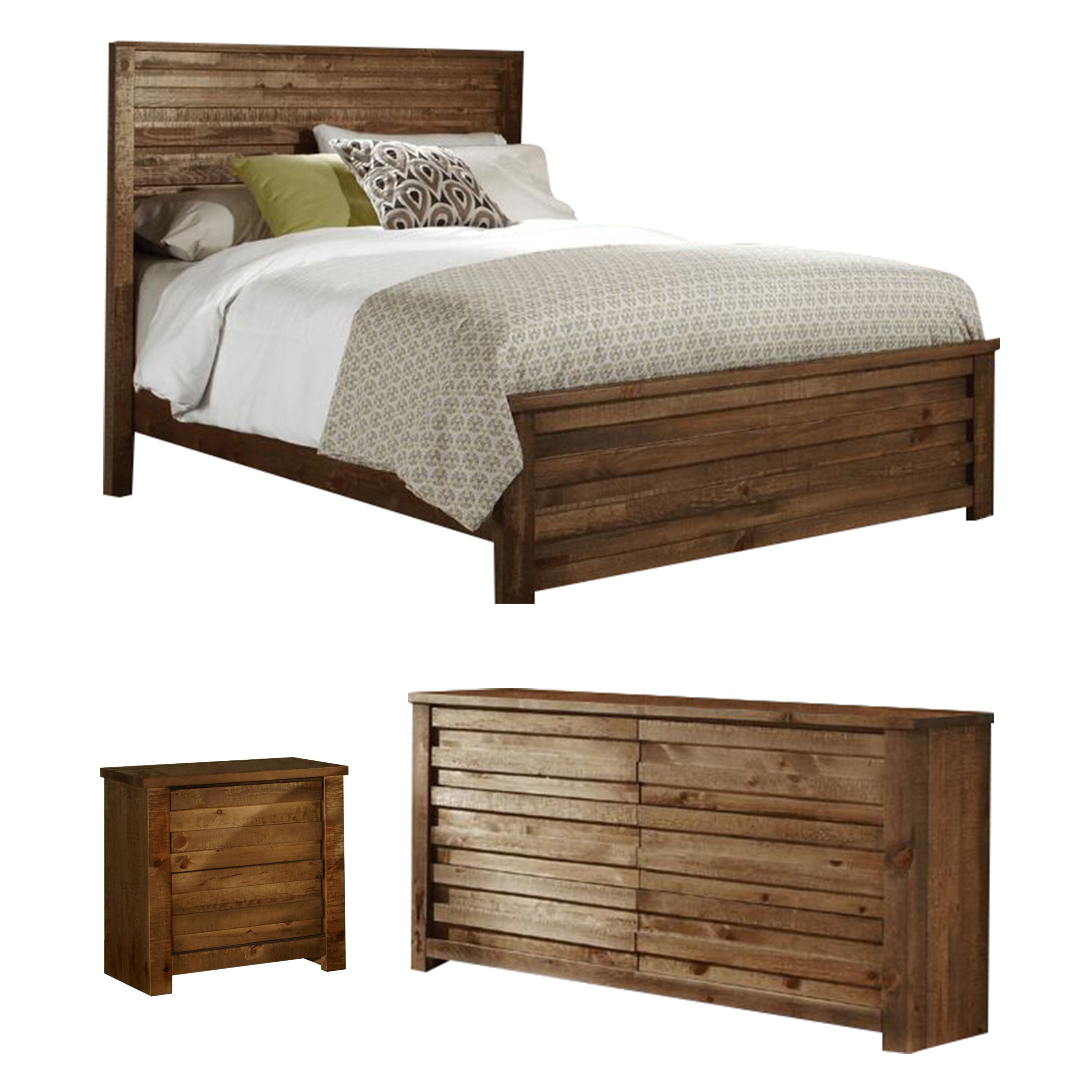bedroom my queen asheville place driftwood furniture products bed room set