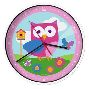 Kids Clocks You Ll Love Wayfair