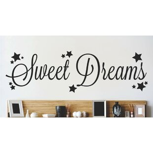 Sweet Dreams Sign Wayfairca