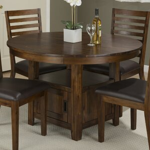 Oilton Counter Height Dining Table by Loon Peak