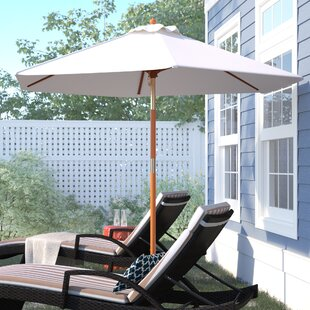 Solid Small Patio Umbrellas You Ll Love