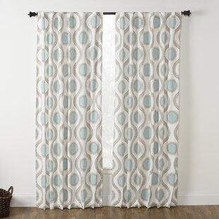 Superb Viola Curtain Panels (Set Of 2)