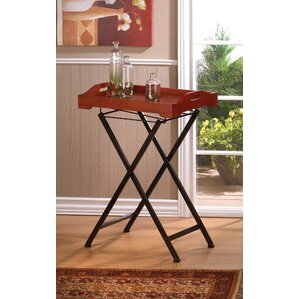 Rustic Spirit Tray Table b..