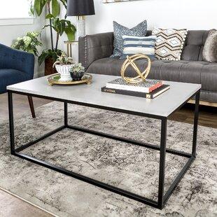 arianna coffee table - Black Coffee Table
