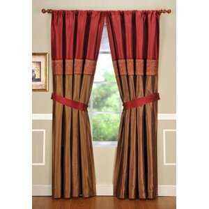 Jessica Single Curtain Panel
