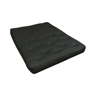 6   cotton twin xl size futon mattress twin xl futon mattress   wayfair  rh   wayfair