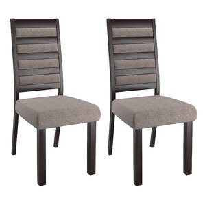 Burgess Side Chair (Set of 2) by Red Barrel Studio