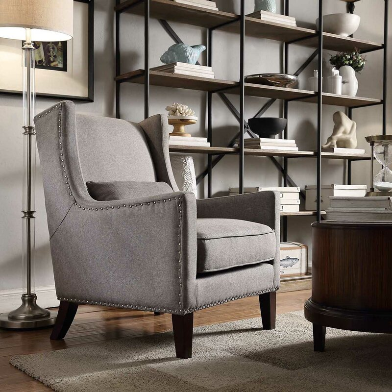 Cheltenham Wingback Arm ChairWingback Accent Chairs You Ll Love Wayfair