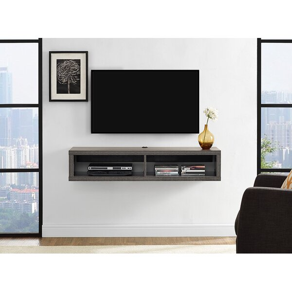 Martin Home Furnishings 48 Quot Shallow Wall Mounted Tv