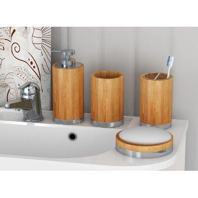 Tous accessoires salle de bain: Matériau - Bois | Wayfair.ca