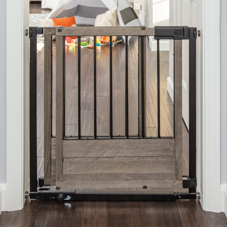 Summer Infant Rustic Home Gate U0026 Reviews | Wayfair
