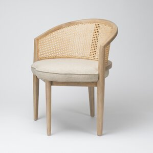 Eloise Barrel Chair by The Bella Collection