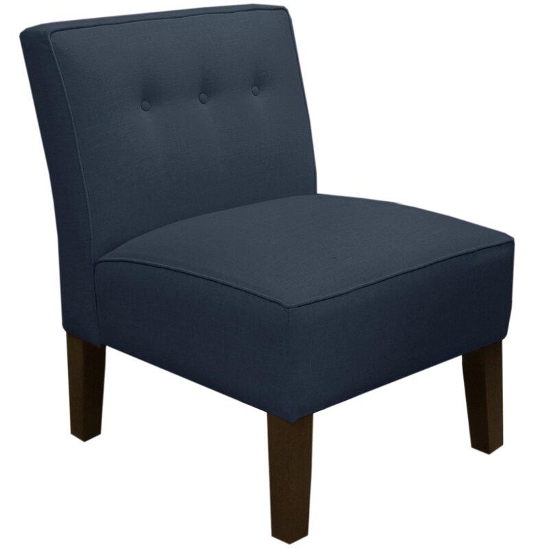 Alcott Hill Garden Slipper Chair amp Reviews Wayfair
