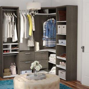 Wilbur Premium Corner Walk 75 9 W Closet System